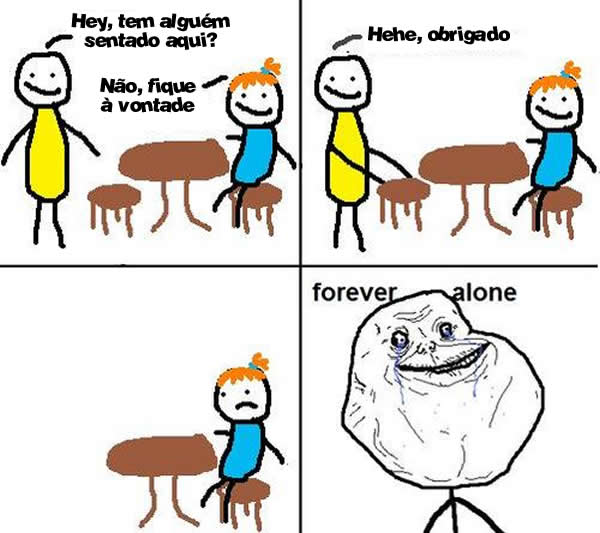 Forever Alone 6