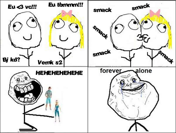 Forever Alone 7