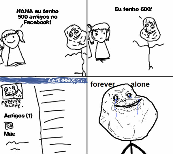 Forever Alone 8
