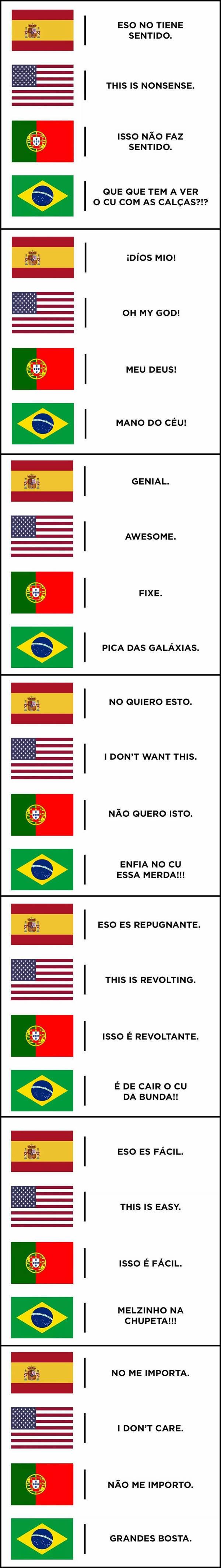 O Portugues-BR é a Melhor Lingua Do Mundo!