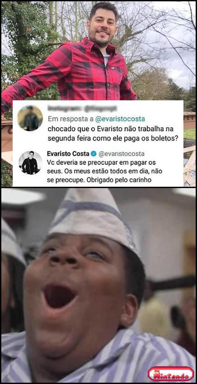 Evaristo Chutando Bundas