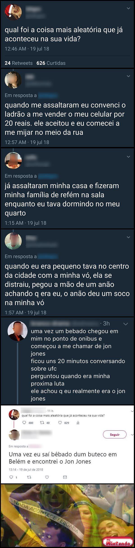O Brasil Das Aleatoriedades E Coincidências