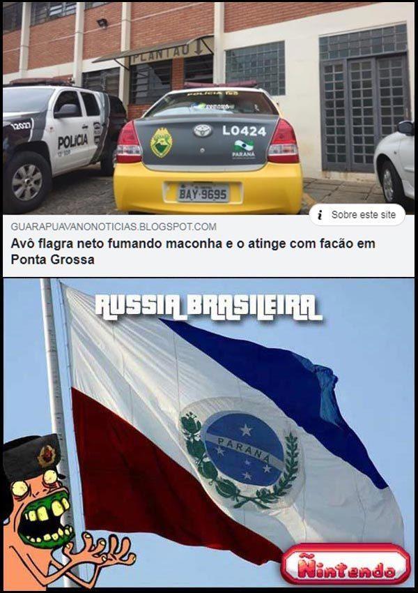 O Paraná Não Deixa De Surpreender