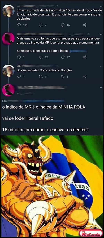 O Brasileiro é Muito Massa