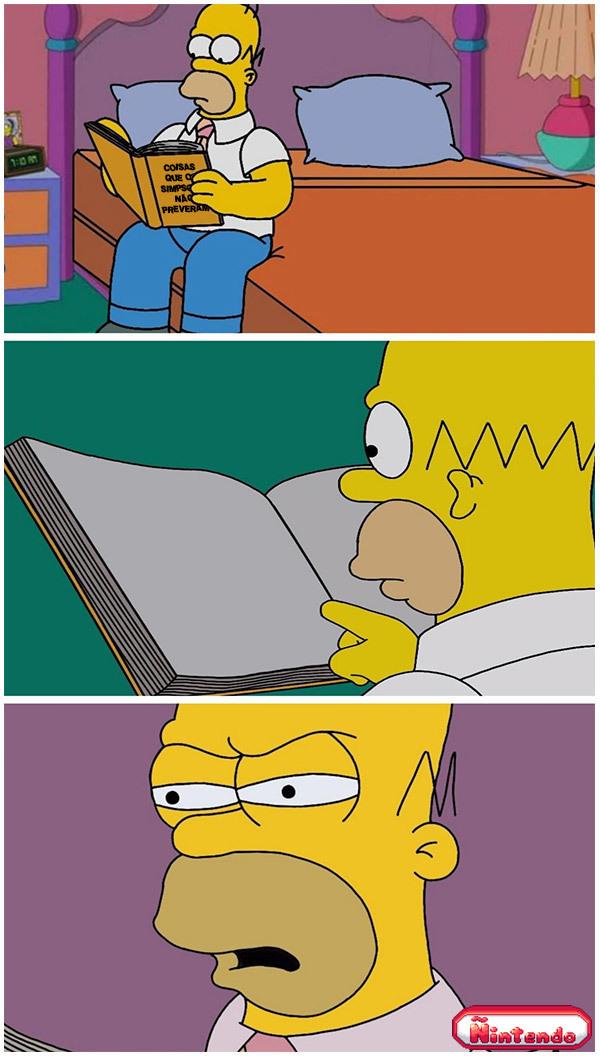 Coisas Que Os Simpsons Não Previram
