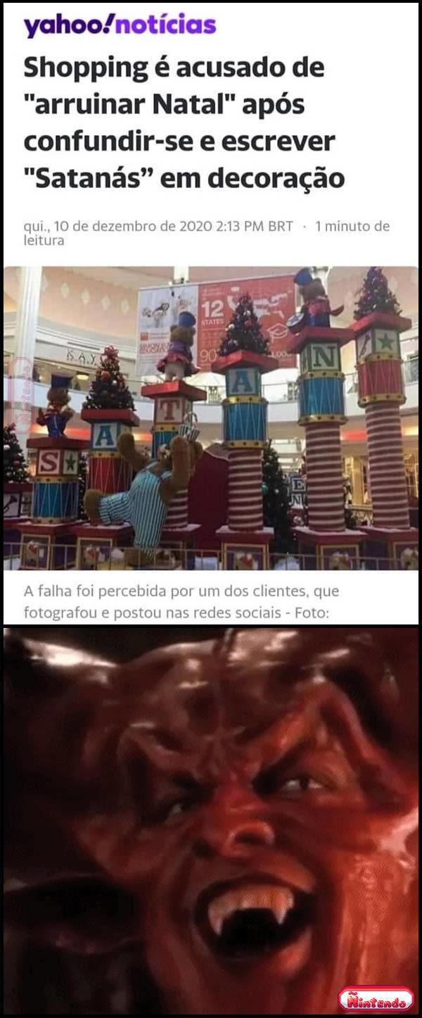 Natal Arruinado Galera