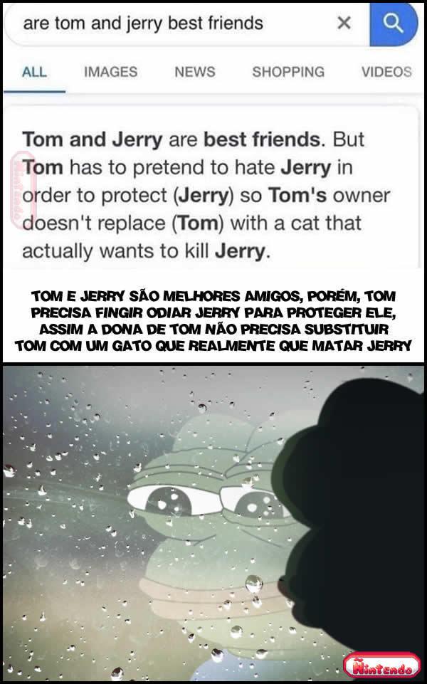 Tom é Herói Demais