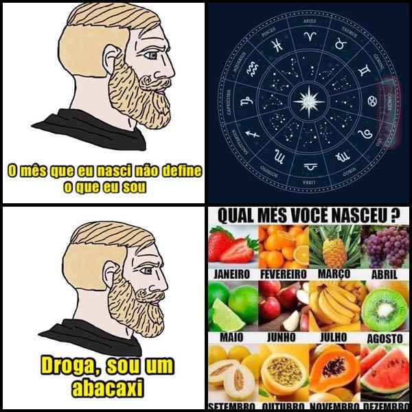 Acredito Mais No Das Frutas